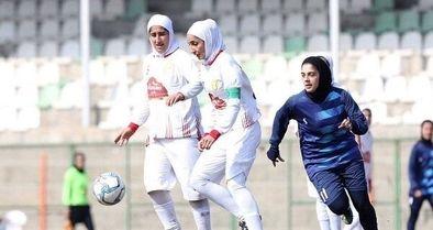 لیگ فوتبال زنان از آذرماه