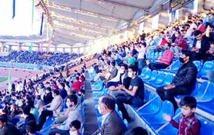 برگزاری مراسم هزار نفری در مشهد جنایت بود