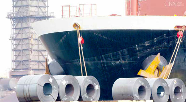 مشکلات صادرات فولاد در سال 98