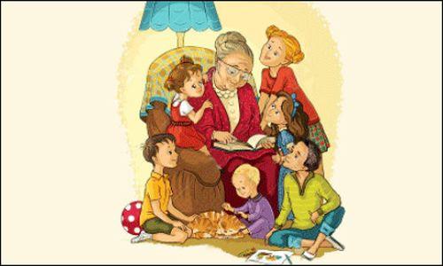 جای خالی مادربزرگ، جای خالیتر قصهها