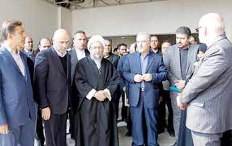 «معاون دفتر آملی لاریجانی در قوه قضائیه» بازداشت شده است