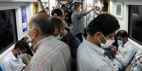 شهرداری به دلیل عدم رعایت پروتکلها در مترو و اتوبوس تذکر گرفت
