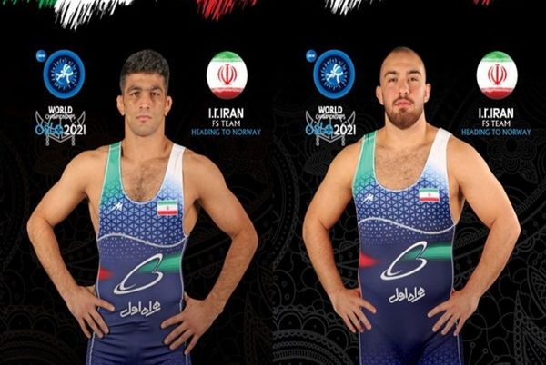 شب طلایی کشتی ایران؛ یزدانی و زارع قهرمان جهان شدند