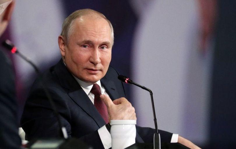 خطونشان پوتین برای رئیس سازمان اطلاعات انگلیس