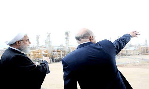 تغییر فاز   دیپلماسی «نفتی»  به «گازی»