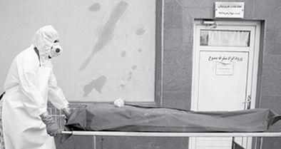 فوت 415 نفر در «چهارشنبه سیاه کرونا»