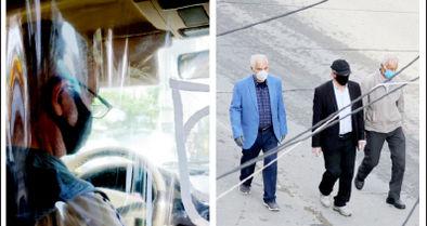 در عکسهای کرونایی تأثیر فاصلهگذاری اجتماعی دیده میشود