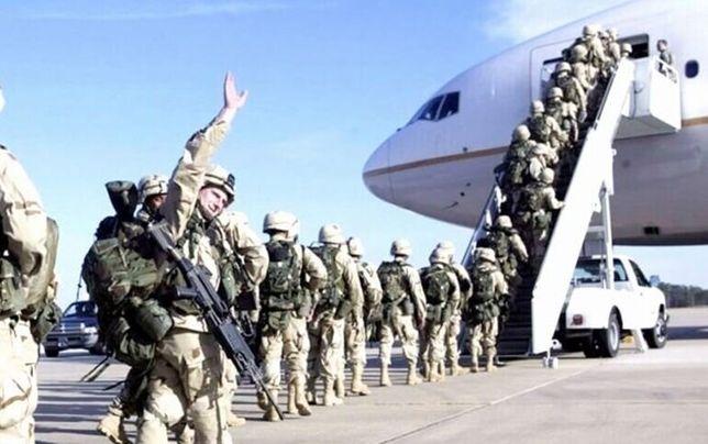 نظامیان آمریکا به زودی فرودگاه قندهار را ترک میکنند