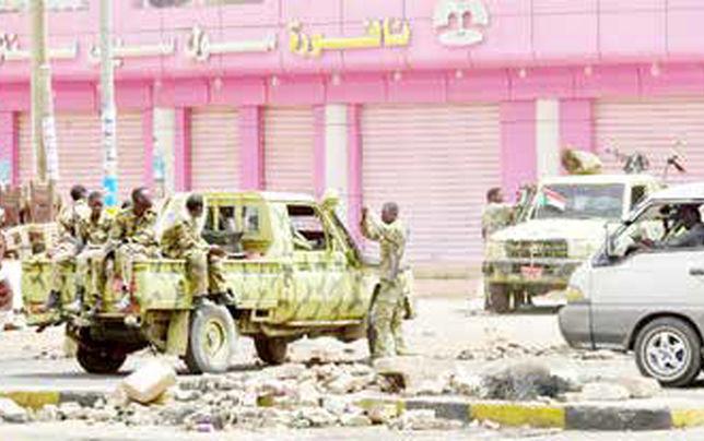انقلاب سودان ادامه  دارد