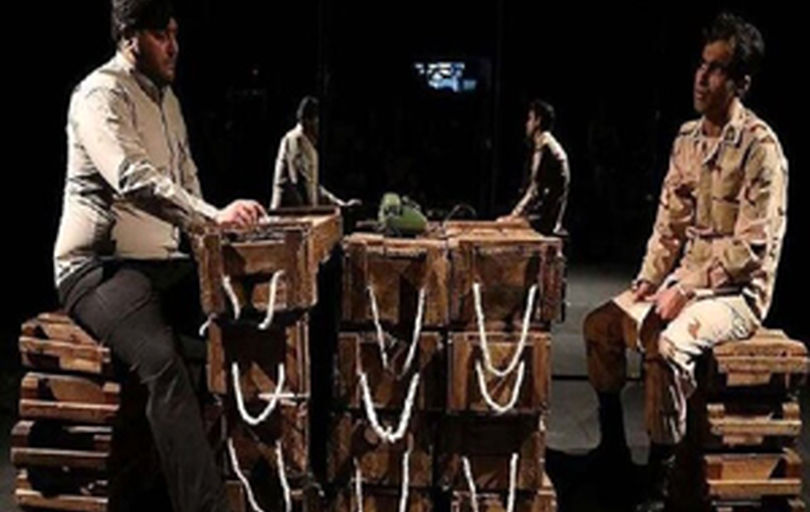 نمایش«دایک» در فستیوال بینالمللی تئاتر جینجرفست روسیه درخشید