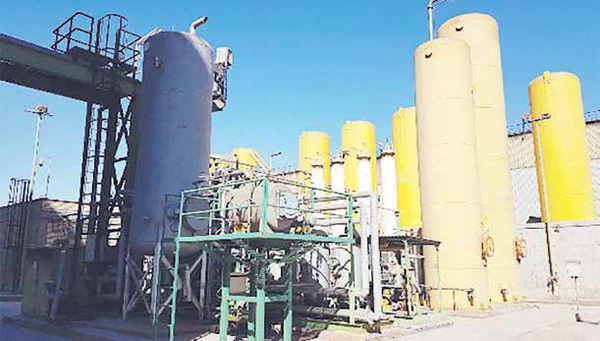 بهینهسازی سیستم کنترل واحدهای تولید هیدروژن فولاد مبارکه