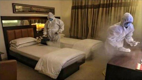 ۳۳ هتل به نقاهتگاه بیماران کرونایی تبدیل میشوند
