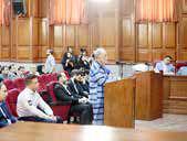 نجفی در انتظار رأی دادگاه