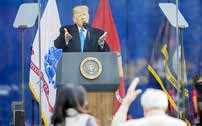 ترامپ: سرکرده جدید داعش در تیررس آمریکاست