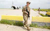 آمریکا ۲۰۰۰ سرباز در عراق مستقر میکند
