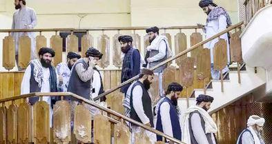 تعارض و بلاتکلیفی در کابل