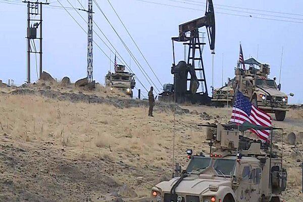 تداوم غارت نفت و گندم سوریه توسط نیروهای اشغالگر