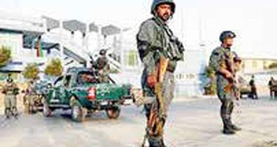 کشته شدن ۱۴ نیروی امنیتی افغانستان در ۲ حمله طالبان
