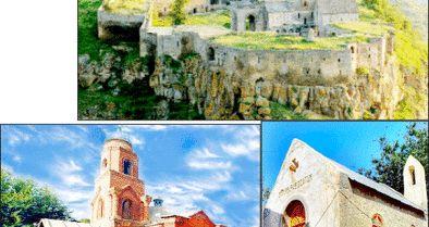 گذری بر مشهورترین کلیساهای ایران
