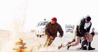 حضور نظامیان مصری در لیبی برای کمک به خلیفه حفتر
