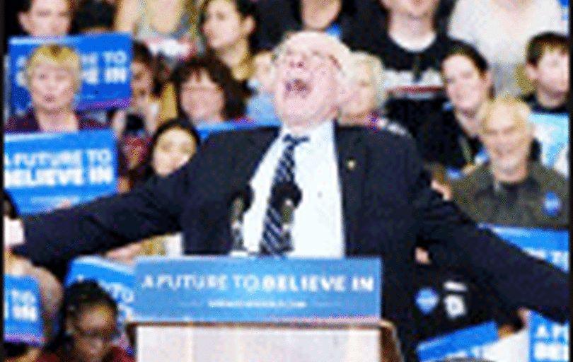 کارزار انتخاباتی برنی سندرز کلید خورد