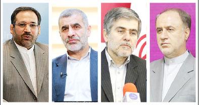 گعده احمدینژادیها