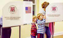 دموکراتها از جمهوریخواهان پیشی گرفتند