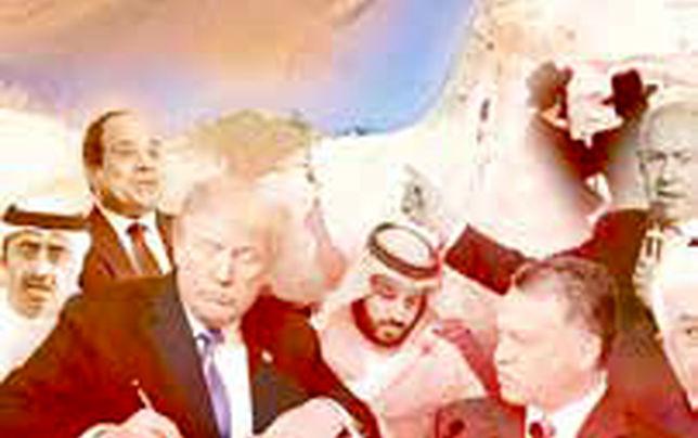 رونمایی «معامله قرن» بعد از انتخابات 2020 آمریکا!