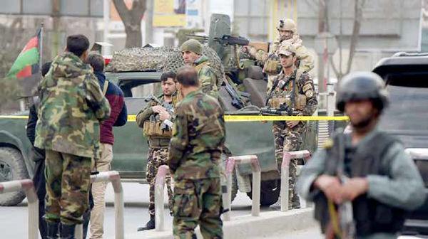 اعلام جنگ علیه کابل