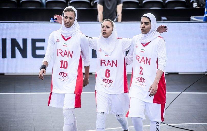 شانس المپیک برای بسکتبال سه نفره