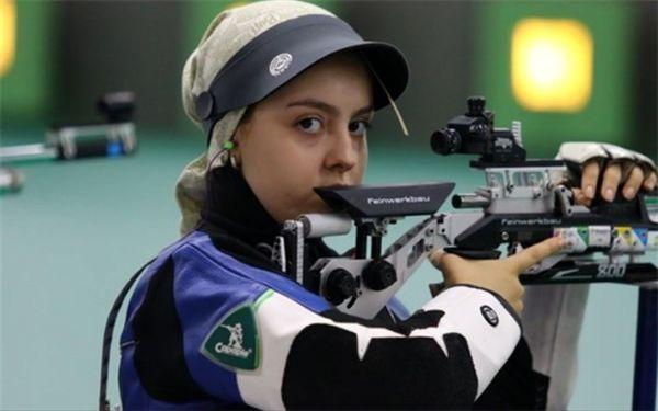 حضور در المپیک با تجربه هیجان مسابقه