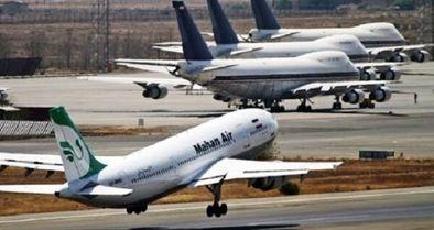 پروازهای هند و پاکستان به ایران و بالعکس ممنوع شد