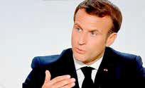 ماکرون پایان عملیات فرانسه در ساحل آفریقا را اعلام کرد