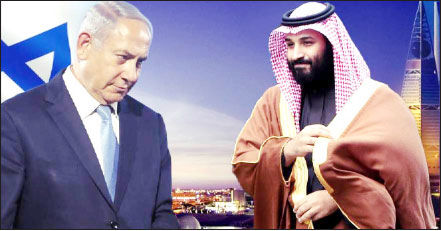 بنسلمان خواستار حمله به غزه بود
