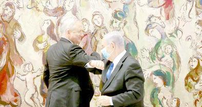 احتمال نبرد گانتس و نتانیاهو برای چهارمین بار