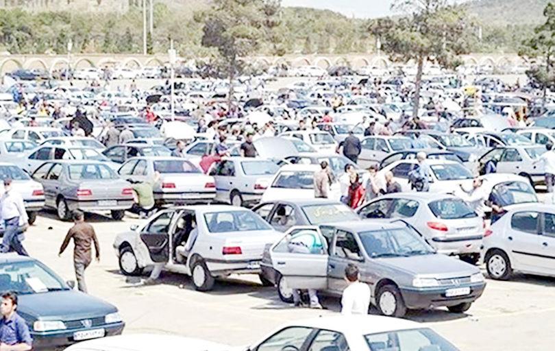تعطیلات هم نتوانست ترمز قیمت در بازار خودرو را بکشد