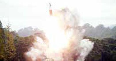 ابراز نگرانی آمریکا و ژاپن از آزمایش موشکی کرهشمالی