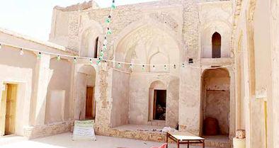 مرمت خانه تاریخی حسامالدیوان سرایان انجام میشود