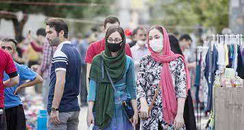 ۳۵ میلیون ایرانی در معرض ابتلا به کرونا هستند