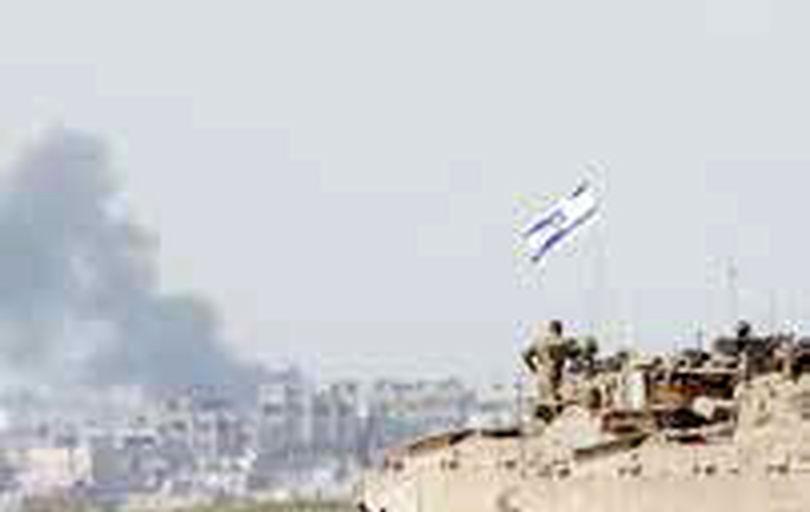 تهدید صهیونیست ها برای حمله به غزه پیش از انتخابات پارلمانی