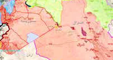 گذرگاه مرزی عراق با سوریه به روی مردم باز میشود