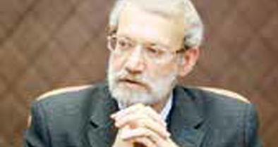 حمایت از لاریجانی باید طی معاهدهای آشکار باشد
