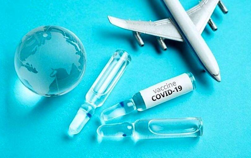 تبلیغ تور خارجی با وعده واکسن کرونا