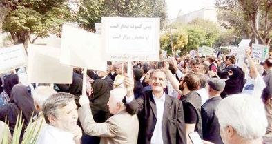 بازنشستگان به نبود سهجانبهگرایی در صندوقهای بیمهای معترضاند