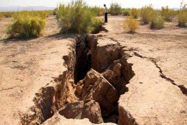 ایران از خشکسالی، تَرک برمیدارد!