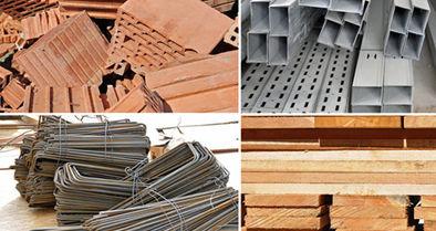 قیمت مصالح ساختمانی 140 درصد افزایش یافت