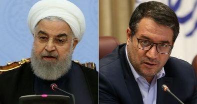 روحانی وزیر صمت را برکنار کرد