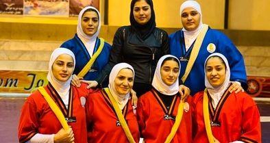قهرمانی تاریخی دختران آلیش