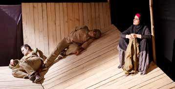 در جشنواره تئاتر فجر چه میگذرد؟