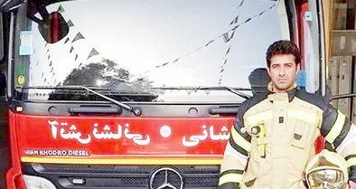 آتشنشانان یک یک جان میدهند